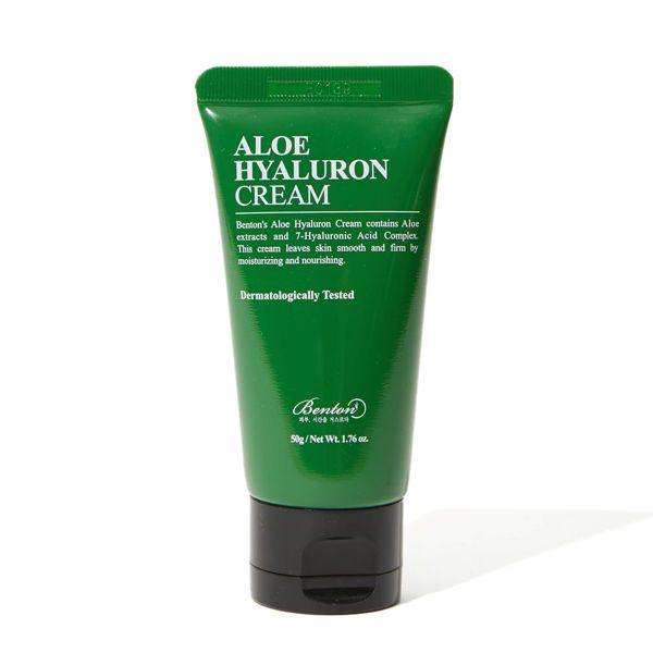 肌をうるおいで満たしてくれるアロエヒアルロンクリームをレポ!に関する画像9