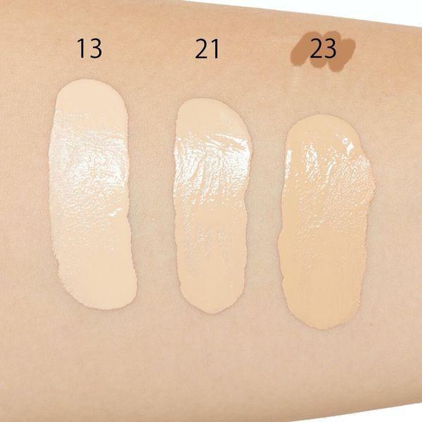 『ロングラスティングファンデーション  23 ミディアムベージュ』で、メイクしたての肌を夜まで持続!に関する画像13