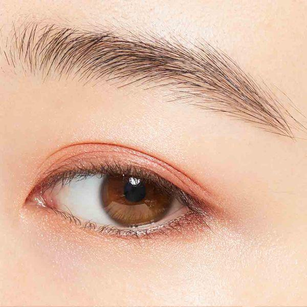 オレンジレッドが抜群にかわいい♡ シルキースフレアイズの『サンセットデート』をレポに関する画像8