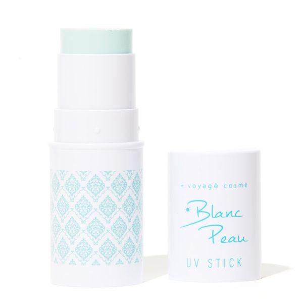 透明感のある白肌に♡ 『BlancPeau トーンアップUVスティック』をご紹介に関する画像4