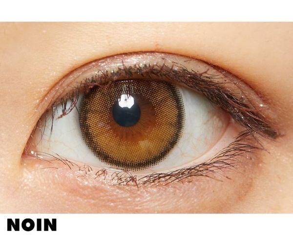 自然に色素の薄い瞳に魅せるなら、『MOLAK ワンデー ダズルベージュ』に関する画像4