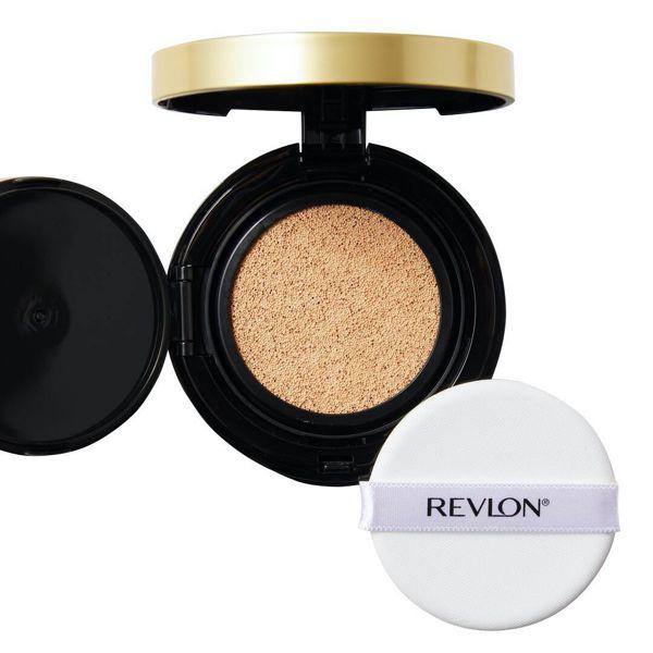 REVLON(レブロン)『カラーステイ クッション ロングウェア ファンデーション 004 バフ』の使用感をレポに関する画像4