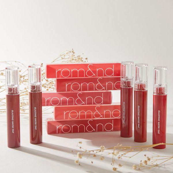 ガラスのように透けるrom&nd(ロムアンド)の『グラスティングウォーターティント04 ヴィンテージオーシャン』をご紹介に関する画像4