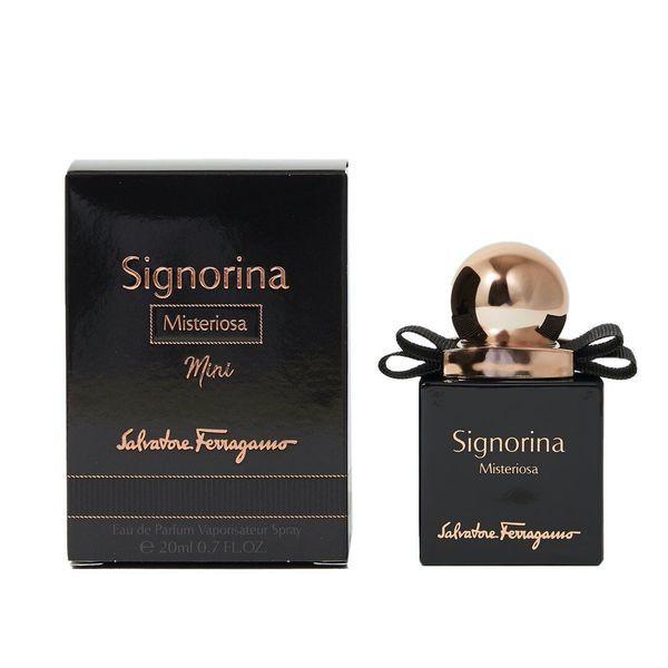 サルヴァトーレ フェラガモの人気の香水『ミニ シニョリーナ ミステリオーサ オーデパルファム』をご紹介に関する画像4