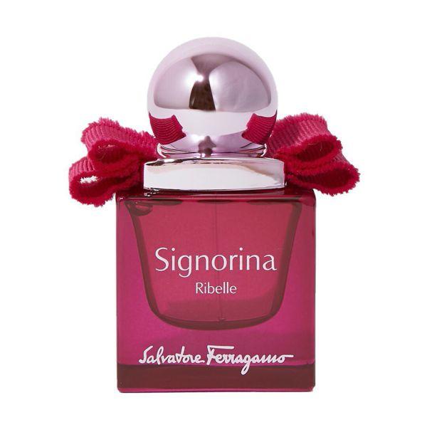 サルヴァトーレ フェラガモで人気の香水『ミニ シニョリーナ リベレ オーデパルファム』をレポに関する画像11