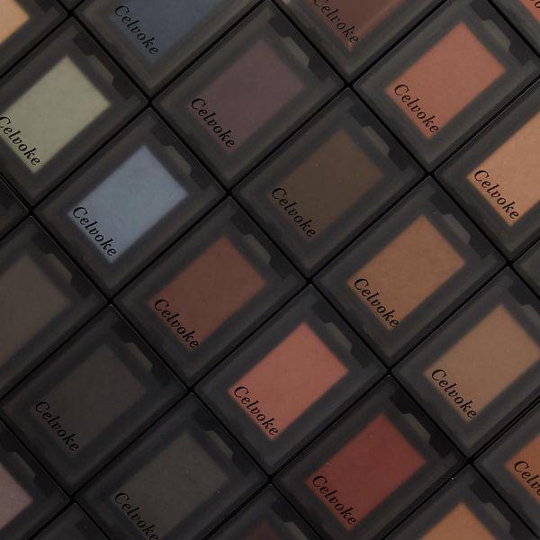 Celvoke(セルヴォーク)『ヴォランタリーアイズ 06 チョコレートブラウン』の使用感をレポ!に関する画像15