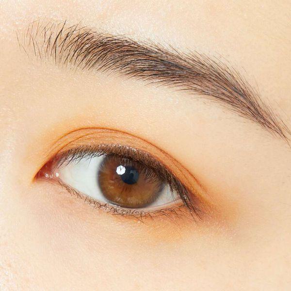 Celvoke(セルヴォーク)『ヴォランタリーアイズ 27 ローシェンナオレンジ』の使用感をレポ!に関する画像8