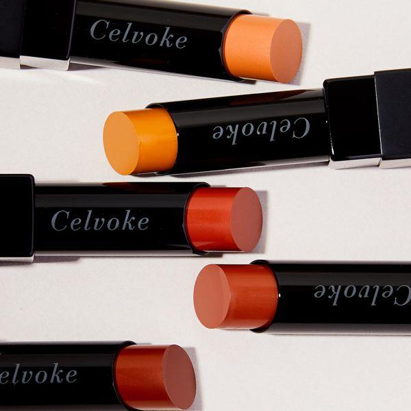 Celvoke(セルヴォーク)『リベレイティッド マット リップス 01 エクルベージュ』の使用感をレポに関する画像18
