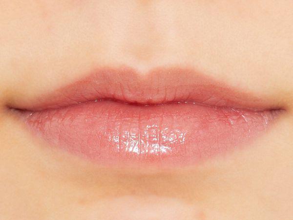 Melvita(メルヴィータ)『リップオイル ピンク』の使用感をレポに関する画像8