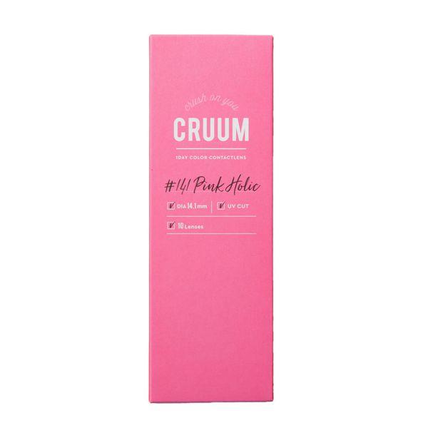 淡いピンクでナチュラルハーフeyeに♡『クルーム ワンデー ピンクホリック』をレポ!に関する画像1