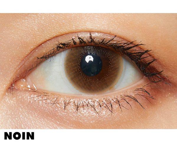 ワントーンカラーでツヤっとした瞳に!『クルーム ワンデー ムーン』をレポに関する画像4