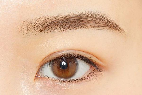 ひと塗りで垢抜け眉毛に! ちふれ『アイブロー マスカラ BR20 ブラウン』をレポに関する画像10