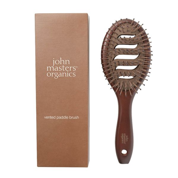 john masters organics(ジョンマスターオーガニック)『ベントパドルブラシ』をレポ!に関する画像4