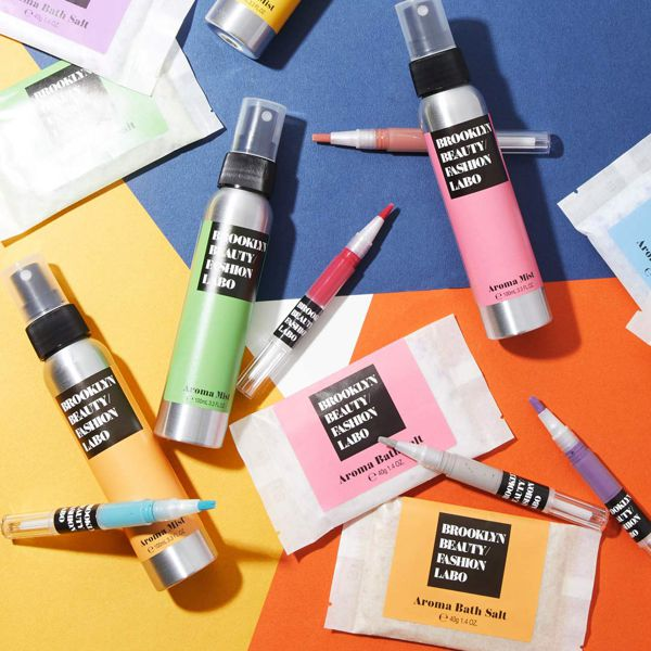 Brooklyn Beauty Fashion Labo(ブルックリンビューティーファッションラボ)『アロマバスソルト グリーン』の使用感をレポ!に関する画像17