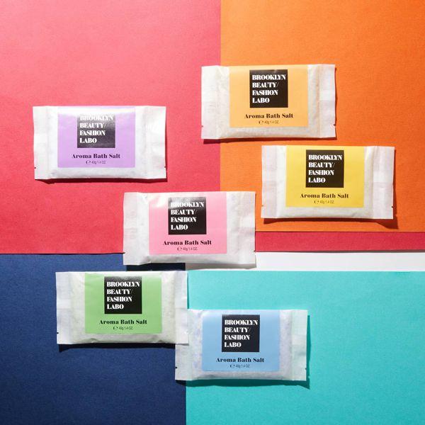Brooklyn Beauty Fashion Labo(ブルックリンビューティーファッションラボ)『アロマバスソルト グリーン』の使用感をレポ!に関する画像14
