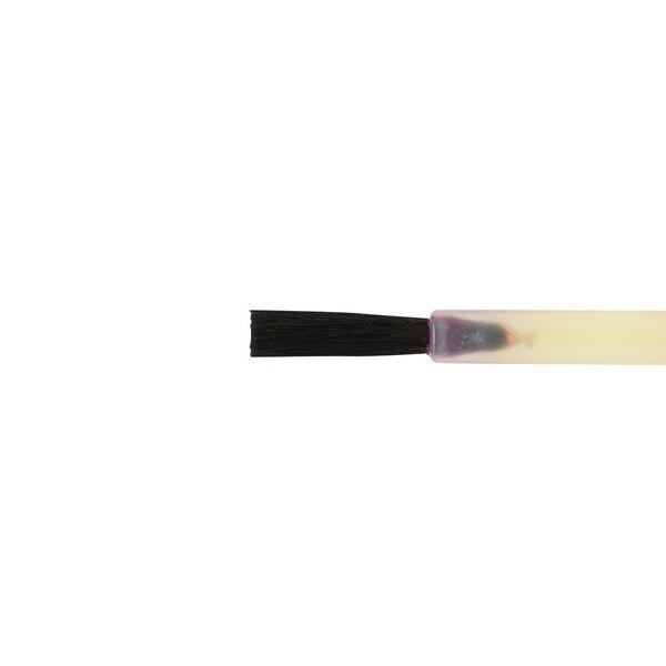 ちふれ『ネイル エナメル 572 レッド系』の使用感をレポに関する画像9