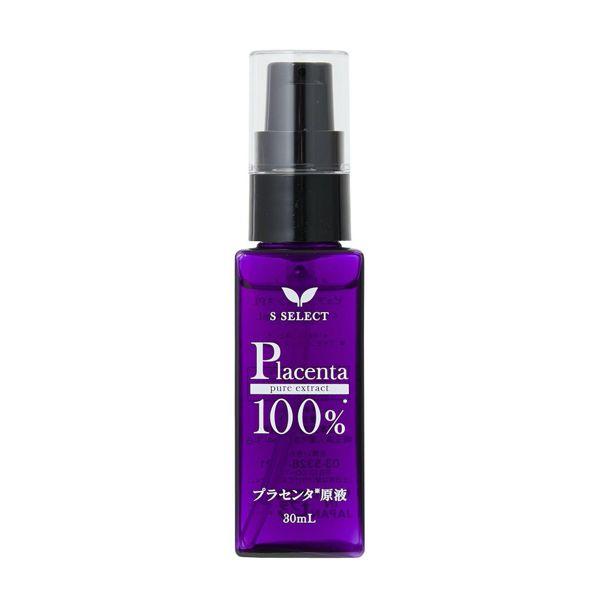 S SELECT(エスセレクト)『プラセンタ原液100%』の使用感をレポ!に関する画像4