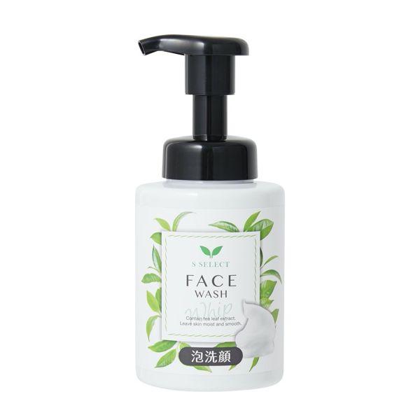 プチプラで大容量の洗顔料エスセレクト『泡洗顔 』の使用感をレポに関する画像1