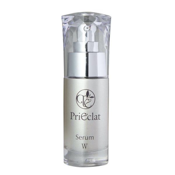 肌の角質層までうるおいを届けるPrieclat(プリエクラ)『セラムW』のご紹介に関する画像1