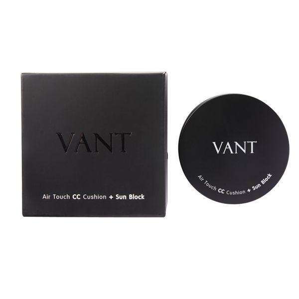 VANT36.5(バント36.5)『エアータッチCCクッション プラス サンブロック #22 ベージュ 』をレポ!に関する画像4