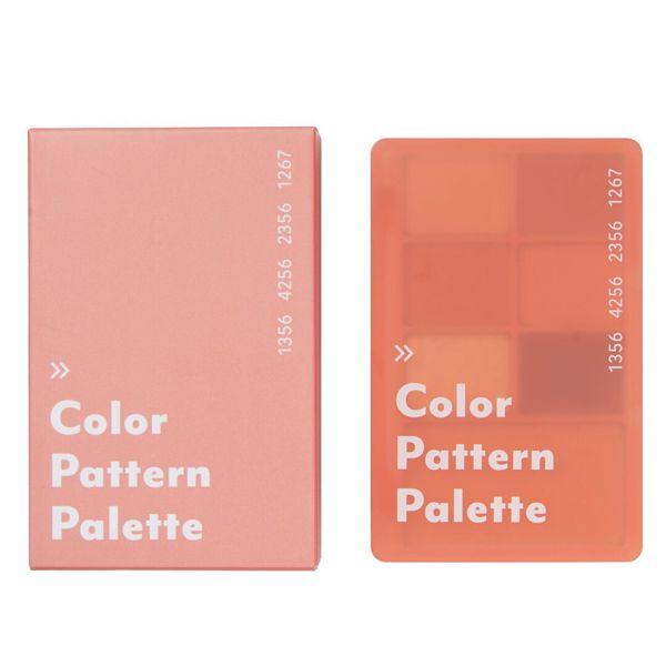 I'M MEME(アイムミミ )『カラーパターンパレット 001 コーラルパターン』の使用感をレポ!に関する画像1