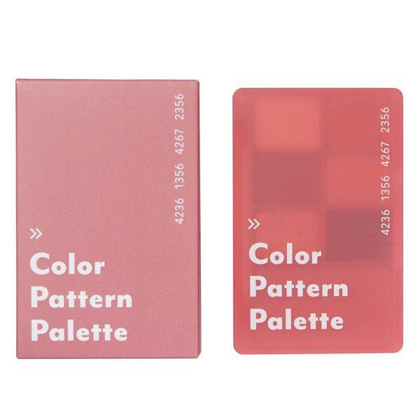 I'M MEME(アイムミミ )『カラーパターンパレット 002 ペタルパターン』の使用感をレポ!に関する画像1