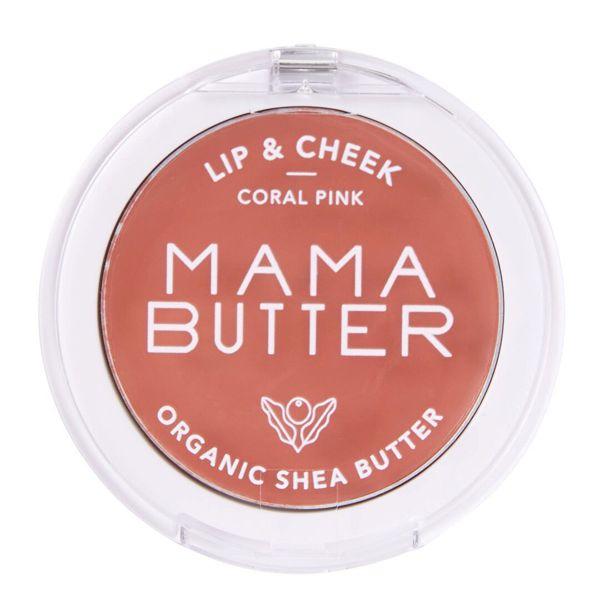 MAMA BUTTER(ママバター)『リップ&チーク コーラルピンク』をご紹介に関する画像4