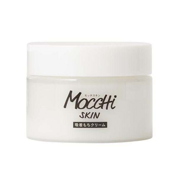 MoccHi SKIN(モッチスキン)『吸着もちクリーム』の使用感をレポ!に関する画像4