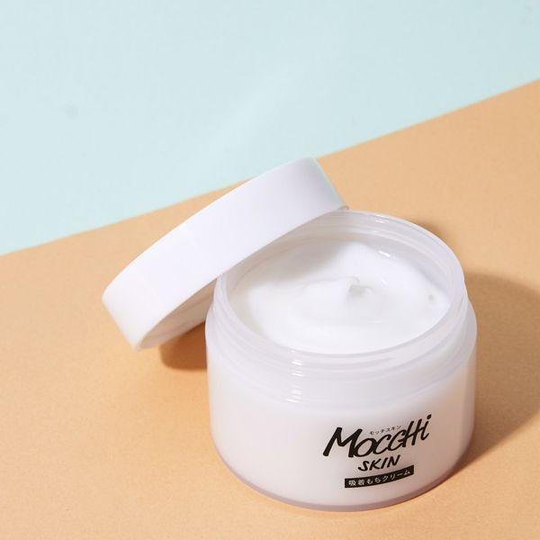 MoccHi SKIN(モッチスキン)『吸着もちクリーム』の使用感をレポ!に関する画像1