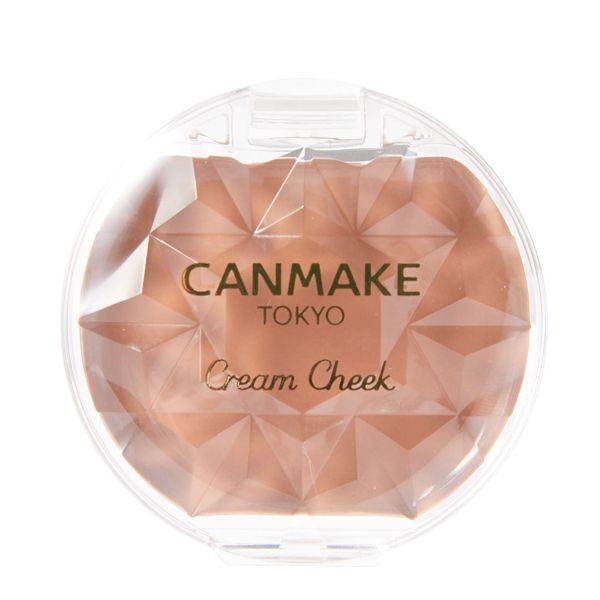 CANMAKE(キャンメイク)『クリームチーク 19 シナモンミルクティー』の使用感をレポ!に関する画像4