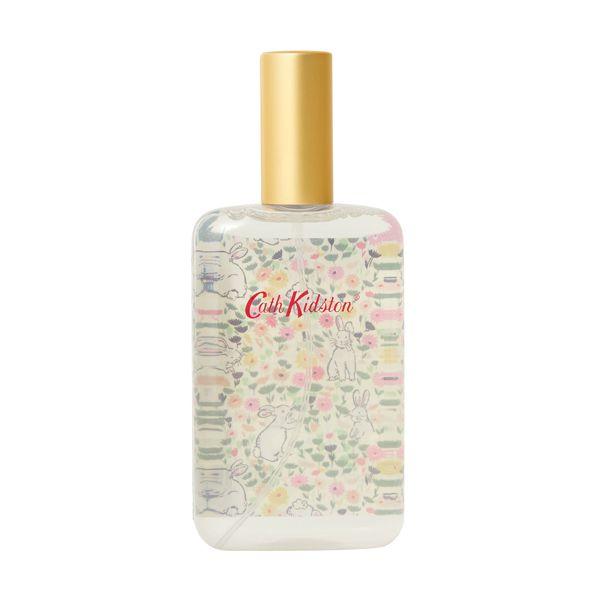 Cath Kidston(キャス・キッドソン)『ボディミスト アップルブロッサムの香り ジャンピングバニー』の使用感をレポ!に関する画像9