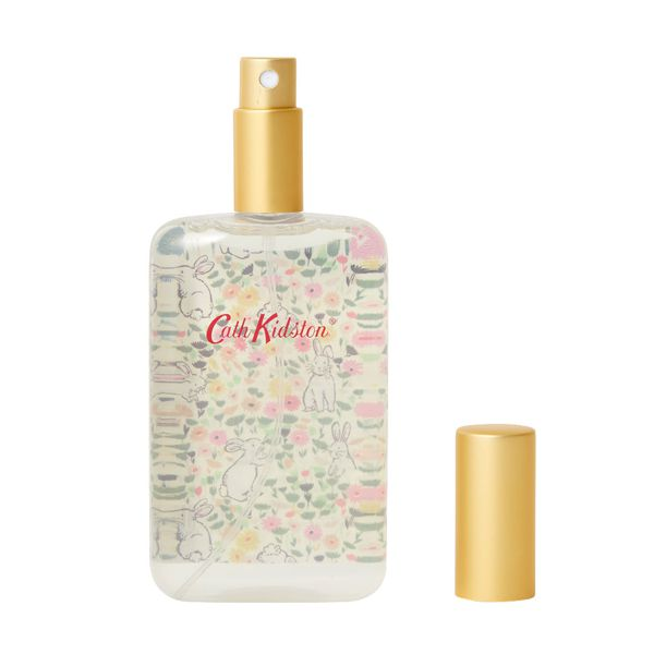 Cath Kidston(キャス・キッドソン)『ボディミスト アップルブロッサムの香り ジャンピングバニー』の使用感をレポ!に関する画像4