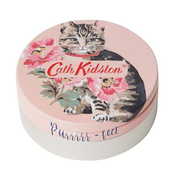 CathKidston(キャス・キッドソン)『ボディクリーム マンダリン&ピオニーの香り キャット&フラワー』の使用感をレポ!に関する画像4