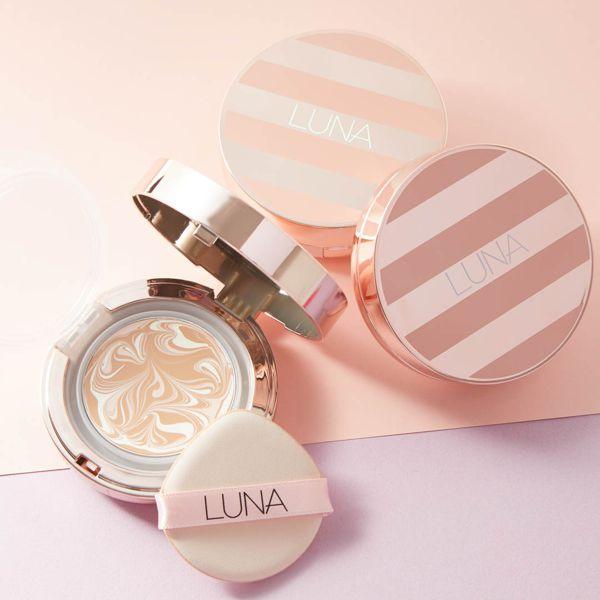 LUNA(ルナ)『エッセンスウォーターパクトCX 23 ミディアムベージュ』の使用感レポ!に関する画像1