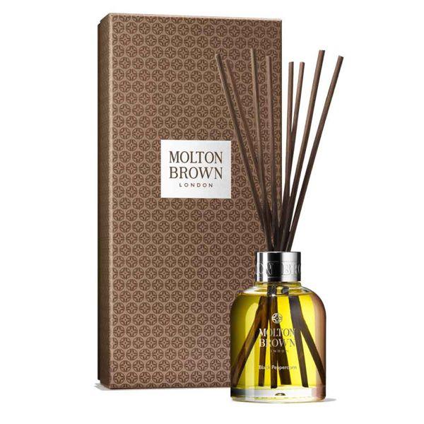 温かい香りで落ち着いた空間を。MOLTON BROWN(モルトンブラウン)『ブラックペッパーコーン アロマリード』の使用感をレポに関する画像4