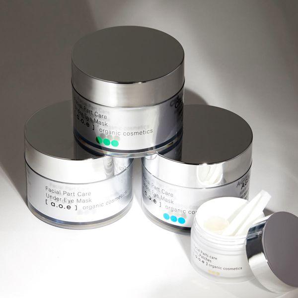 a.o.e organic cosmetics(エーオーイーオーガニックコスメティクス)『アンダーアイマスクブライトニング』をご紹介に関する画像1