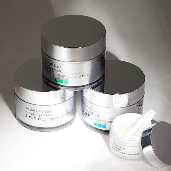 a.o.e organic cosmetics(エーオーイーオーガニックコスメティックス)『アンダーアイマスク サーキュレーション』をご紹介に関する画像1