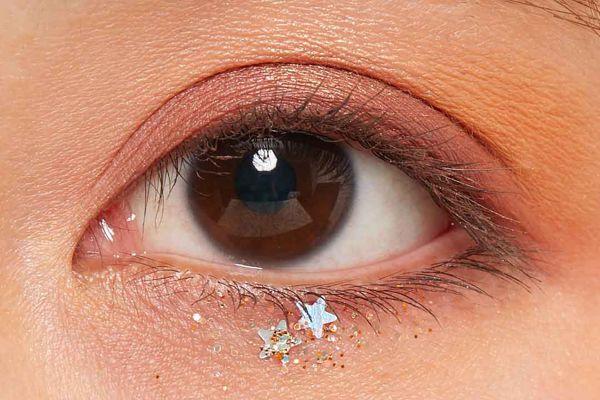 星型のラメが可愛すぎる♡ ZEESEA(ズーシー)『エジプトシリーズ アイシャドウパレット 03 クレオパトラ』の使用感をレポに関する画像16