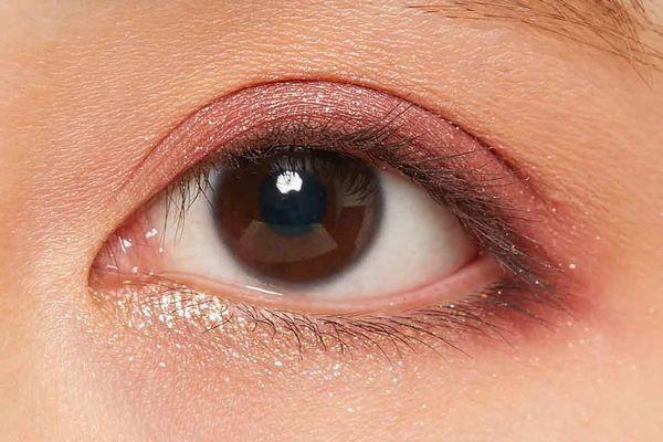 オレンジブラウンのカラーがおしゃれな、ZEESEA(ズーシー)『エジプトシリーズ アイシャドウパレット 04 魅惑の蛇』の使用感をレポ!に関する画像16