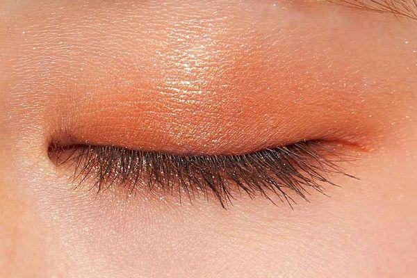 オレンジブラウンのカラーがおしゃれな、ZEESEA(ズーシー)『エジプトシリーズ アイシャドウパレット 04 魅惑の蛇』の使用感をレポ!に関する画像21