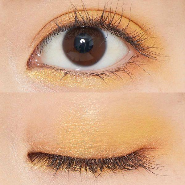 ZEESEA(ズーシー)『エジプトシリーズ アイシャドウパレット 06 ホルスの目』の使用感をレポ!に関する画像17
