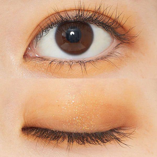 ZEESEA(ズーシー)『エジプトシリーズ アイシャドウパレット 06 ホルスの目』の使用感をレポ!に関する画像14