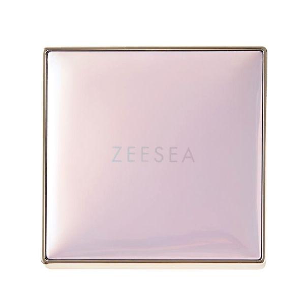 ZEESEA(ズーシー)『アストロダストパウダーファンデーション 00 ベージュナチュラル』の使用感をレポに関する画像13