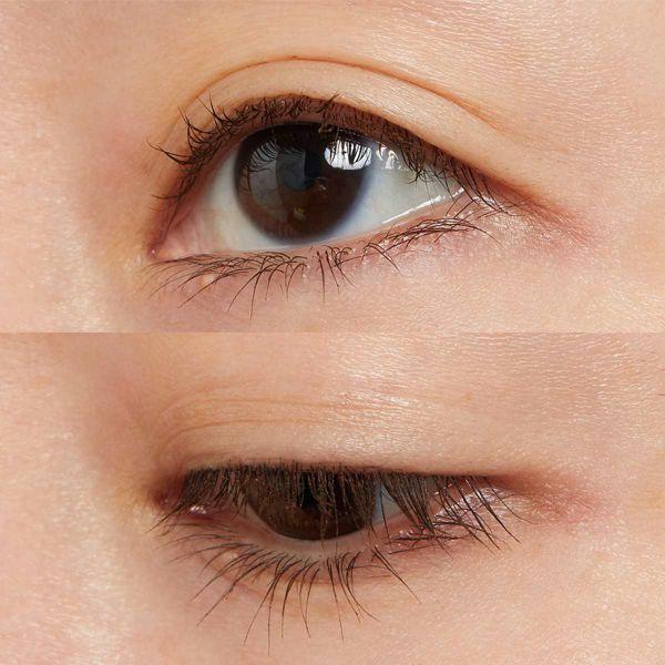 透け感のある軽やかなブラウンがかわいい♡ ラブライナー『オールラッシュマスク ブラウンニュアンスコレクション シナモンブラウン』をご紹介に関する画像13