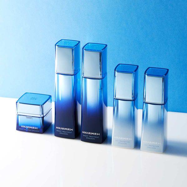 紫外線や乾燥から肌を守るヒカリミライ『プロテクト デイ エマルションR 』のご紹介に関する画像1
