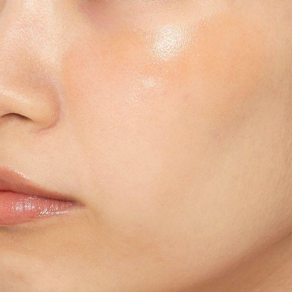 マルチに使えるMisel Ady(ミゼルエディ)『シアーグロースティック チーク 01 ヌードオレンジ』の使用感をレポに関する画像12