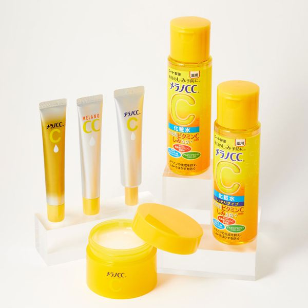 メラノCC『薬用 しみ 集中対策 美容液』の使用感をレポ!に関する画像1