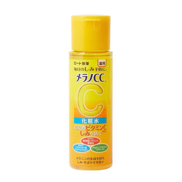 メラノCC『薬用しみ対策 美白化粧水』の使用感をレポ!に関する画像4