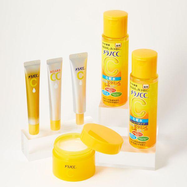 メラノCC『薬用しみ対策 美白化粧水』の使用感をレポ!に関する画像1