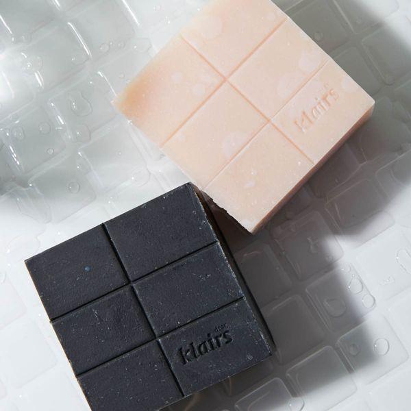 洗顔に使えて保湿力もあるklairs(クレアス)『リッチモイストフェイシャルソープ』をご紹介に関する画像1